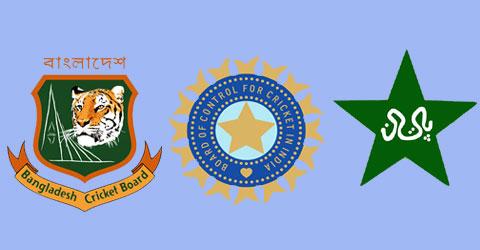 বিশ্বকাপে ভারতের চিন্তার মূলকেন্দ্র বিন্দুতে রয়েছে বাংলাদেশ ও পাকিস্তান!!!