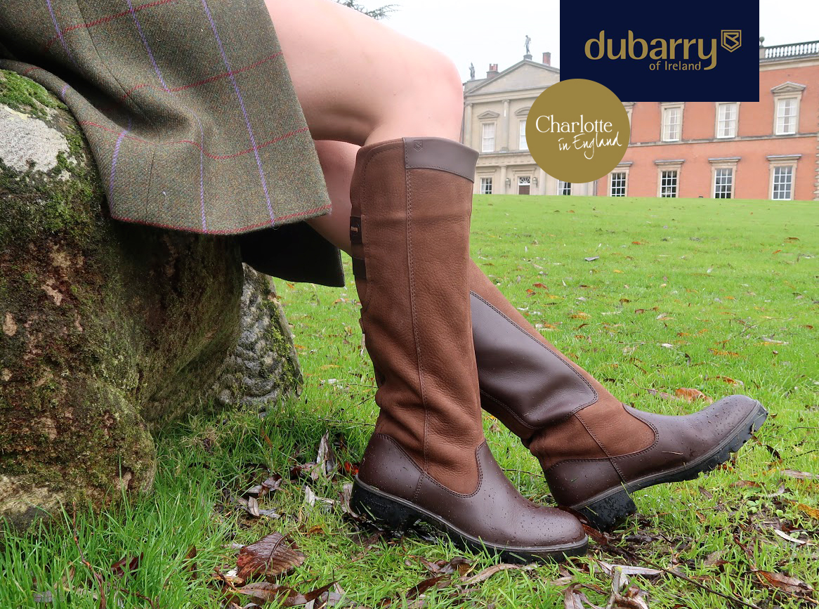 df049ed2927 Charlotte in England: Dubarry: Boots fit for a Queen