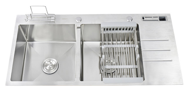 Bảng giá Bồn rửa chén Inox 304