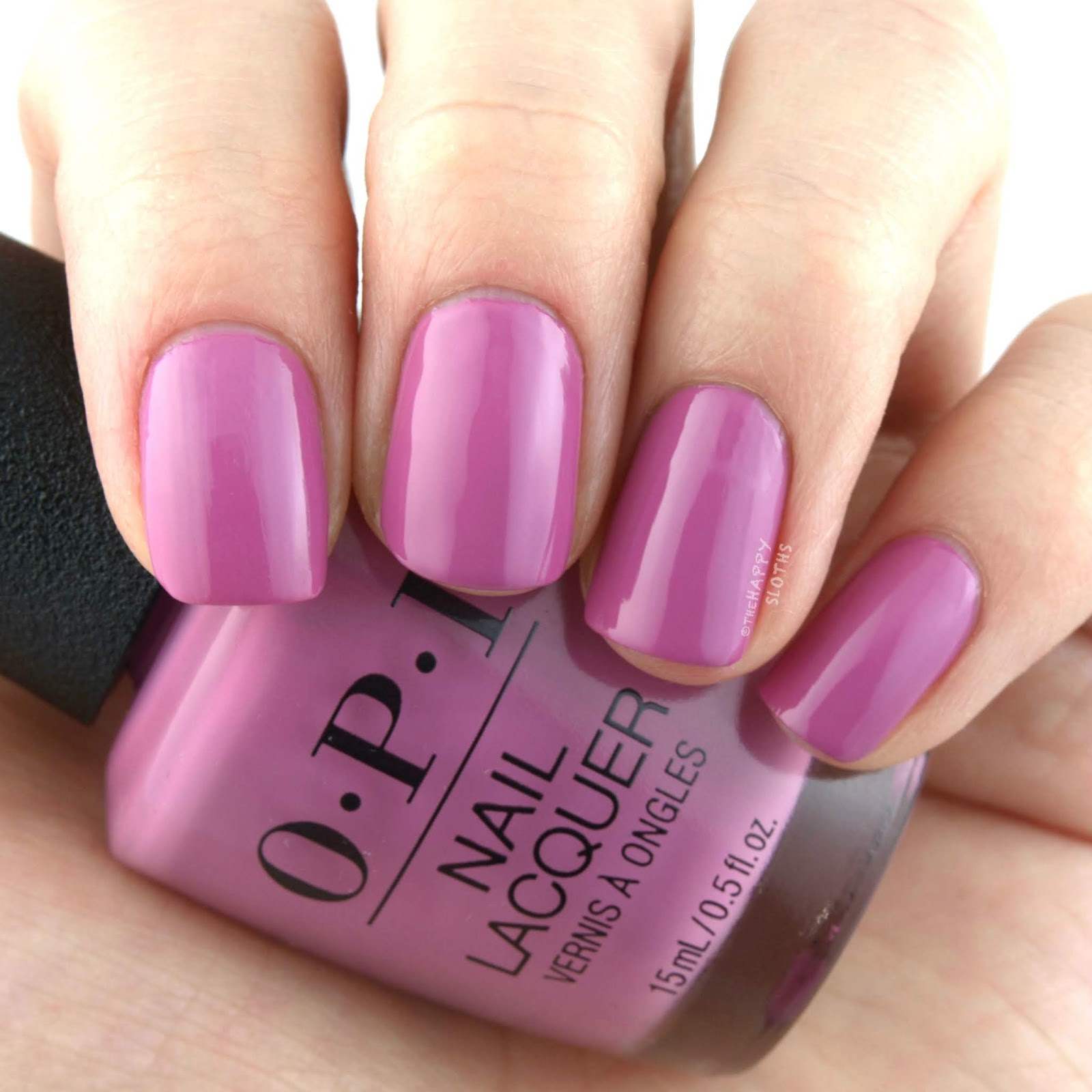 OPI Spring 2019 Tokyo Collection | Arigato from Tokyo: Review and Swatches