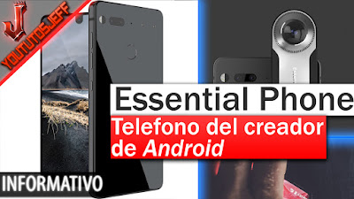 Android, Creador de android, Essential Phone