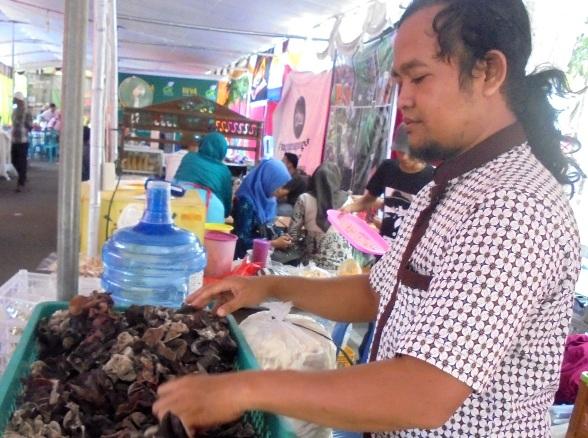 Daya Serap Pasar Lokal Terhadap Jamur Segar Rendah