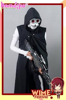 Death Gun Cosplay - WimeFest 2017