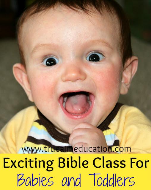 baby bible class