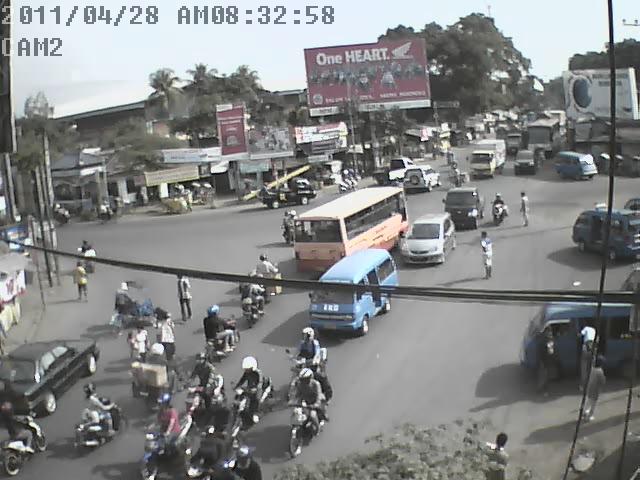doniduwit: Kamera CCTV TMC Polres Malang Kota