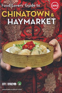 Reviewer for the second edition of The Food Lovers' Guide to Chinatown & Haymarket