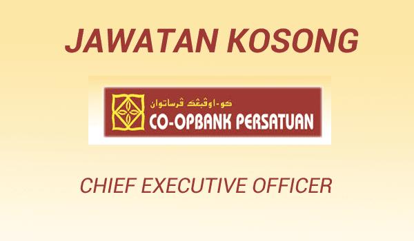 Jawatan Kosong Koperasi Co-opbank Persatuan Malaysia Berhad