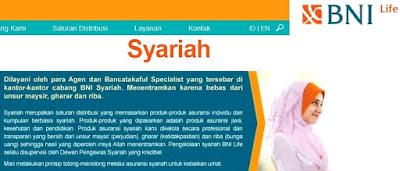 Asuransi BNI Life Syariah