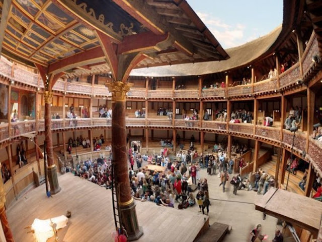 Teatro Globe em Londres