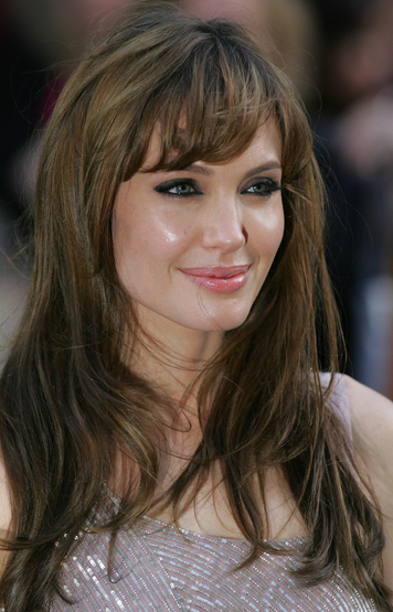 Long Hair Styles Of Angelina Jolie Fashion Amp Beauty