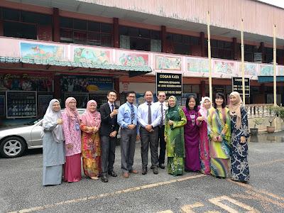 Lawatan Penandaarasan PAK21 ke SMK (P) Taman Petaling