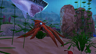 Image Game Octopus Simulator Sea Monster Apk