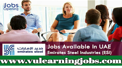 Careers | Emirates Steel Industries | UAE | Jobs In Middle East