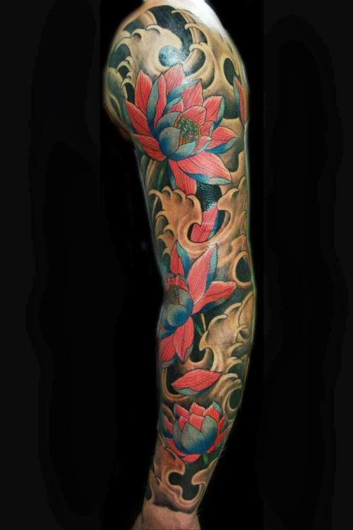 Color Sleeve Tattoos: Need Tattoo Ideas? Collection