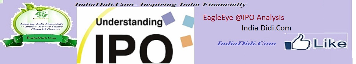 India Didi .COM- Inspiring India Financially - India's Most trustworthy financial blog