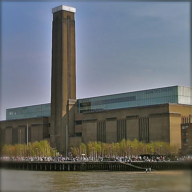 Tate Modern El Lobo Bobo . De Viajes