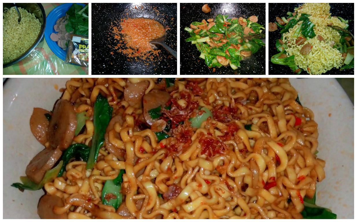 Resep Mie Goreng Sedap Mudah Dibuat Dalam 10 Menit Resep Masakan