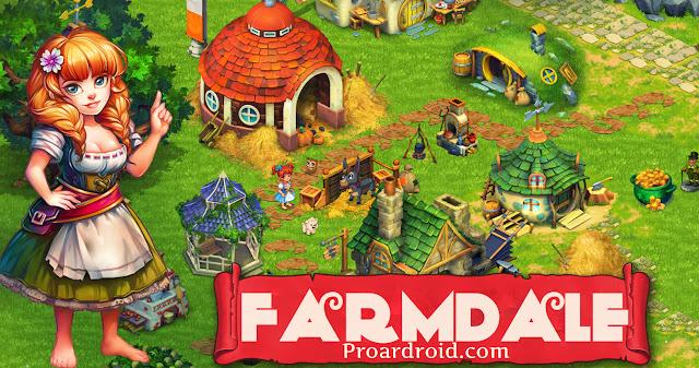 لعبة Farmdale Apk v4.5.0 مهكرة كاملة للاندرويد (اخر اصدار) logo