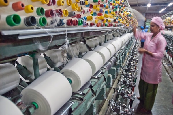 Spinning sector of Bangladesh
