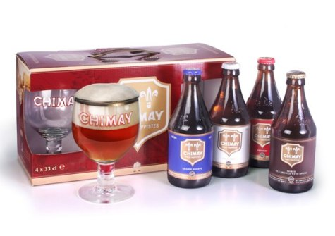Cooking chimay makes about 300000 cases and the vast majority is sold in belgium only about 25 is exported to the us there are 4 kinds of chimay beer you are fandeluxe Images