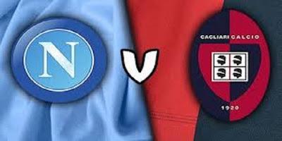 مشاهدة مباراة نابولى وكاليارى اليوم بث مباشر فى الدورى الايطالى