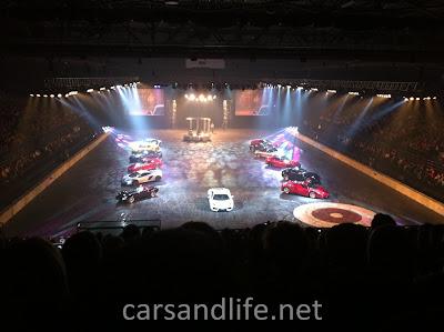 Top Gear Live 2011 NEC Birmingham