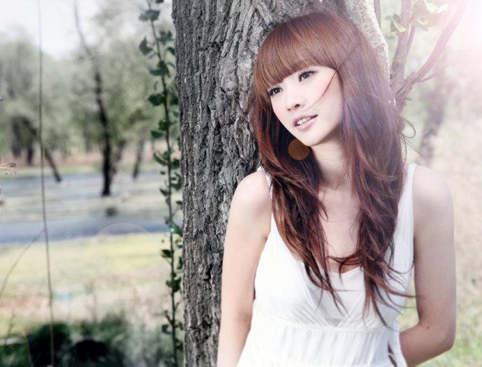 China Beautiful Hostess Ada Liu Yan  - I Am An Asian Girl-8525