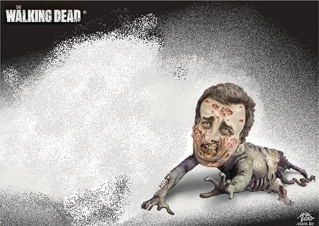 Resultado de imagem para Aecio walking dead