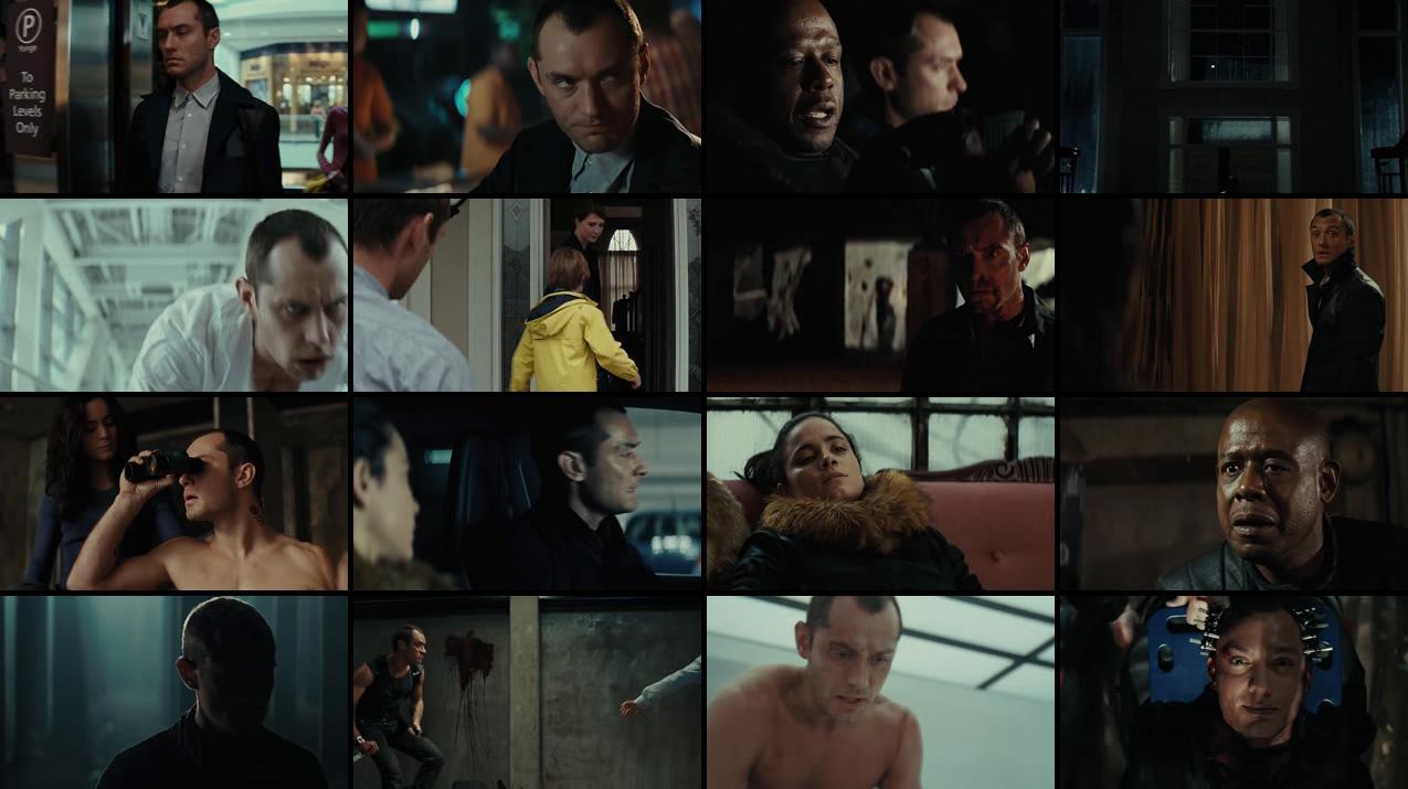 Repo Men 2010 Hindi Dubbed UNRATED BluRay 400MB Screenshot
