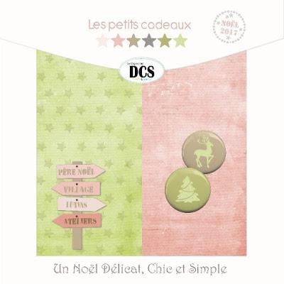 Un Noël Délicat, Chic et Simple - 8