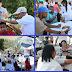 Mutirão de saúde atende mais de mil pessoas na Praça do Bambuzinho de Petrolina-PE