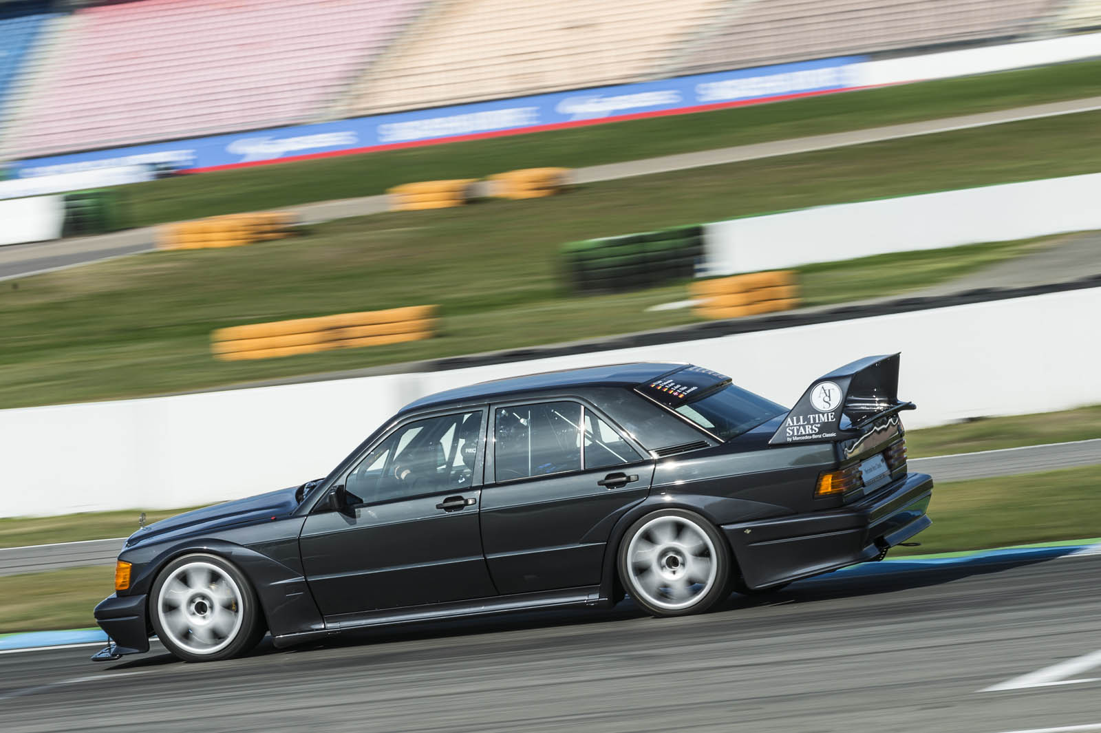 190E Evo IIs Are So Precious, Mercedes Decided To Build A ...