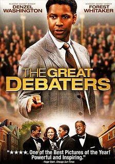 movie denzel washington black college debate