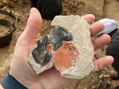 Археологи розповіли про особливі гробниці відкриті у Єгипті