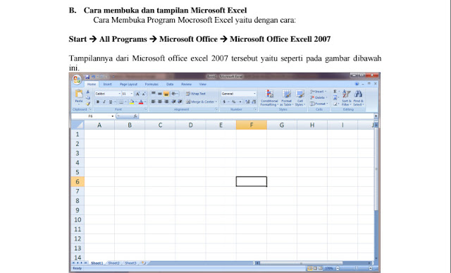 Panduan Rumus Microsoft Excel Format PDF