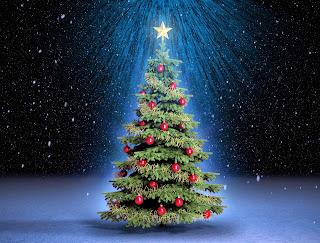 Leyenda del Arbol de Navidad