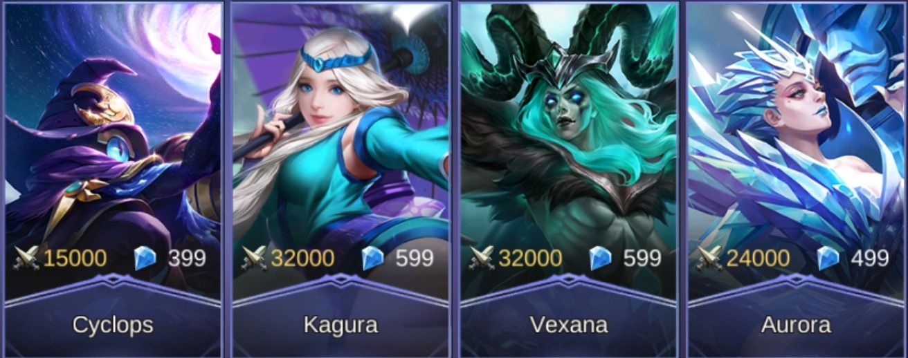 Cara Menggunakan Hero Tipe Mage di Mobile Legends