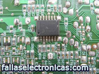 circuito electrónico whirlpool