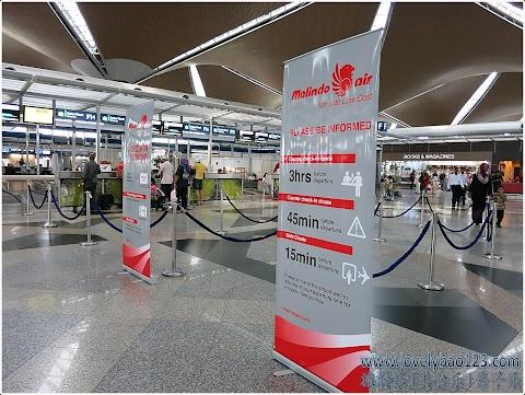 【航空体验】马印航空Malindo Air初体验| B737-900 吉隆坡到砂劳越古晋