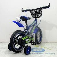 12 erminio 2309 bottle bmx sepeda anak