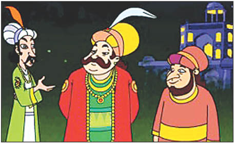 akbar birbal aur nai, inspirational story, stories for kids,