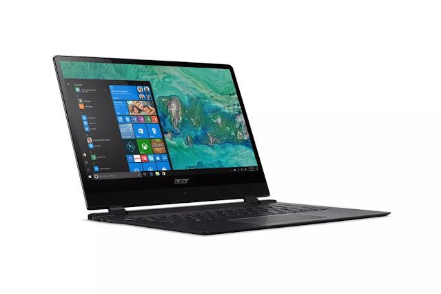 Laptop tertipis di dunia terbaru