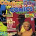 COMIC SCENE. Cuando el comic,  el cine y la TV se unían en una sola revista.