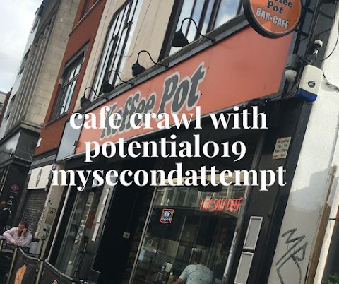 Cafe Crawl With Potential 019