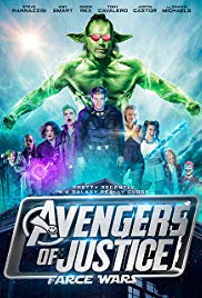 Watch Avengers of Justice: Farce Wars Online Free 2018 Putlocker