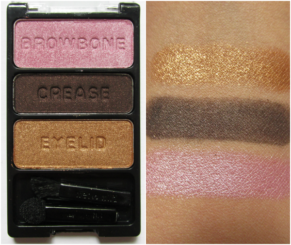 Wet´n Wild Eyeshadow Trio - 334 I´m Getting Sunburned