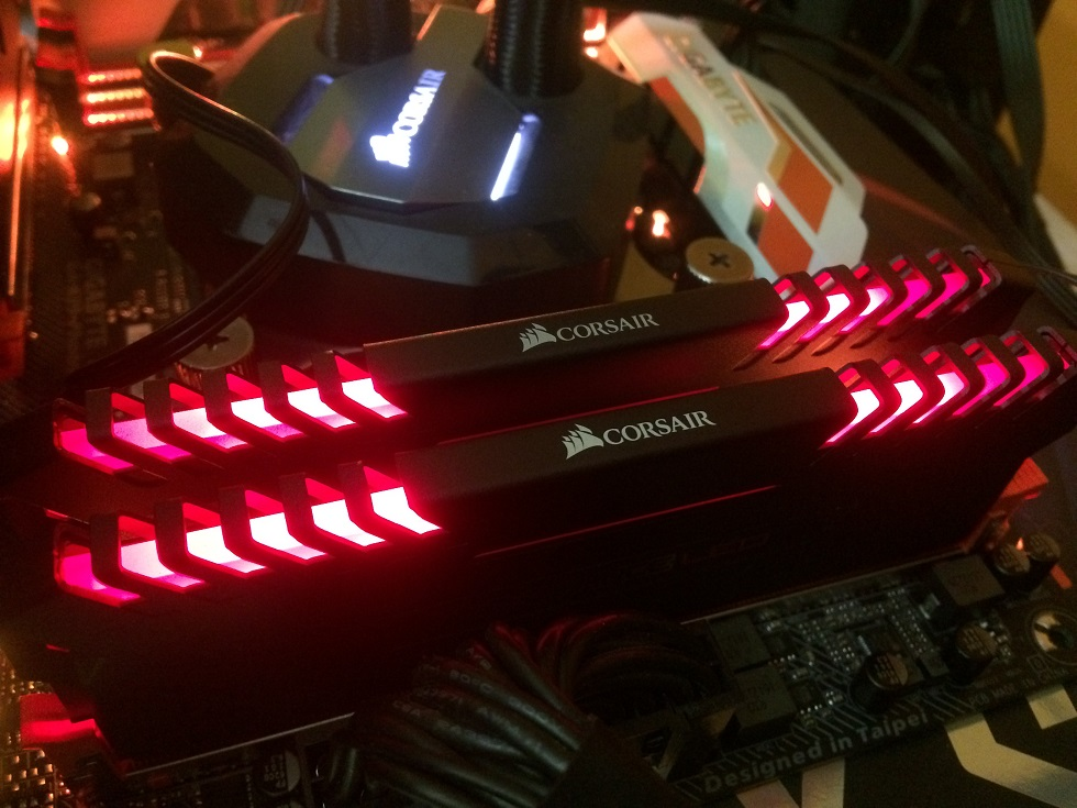 Corsair Vengeance LED 16GB DDR4 Review ~ Computers and More