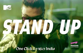 Stand Up Song Lyrics