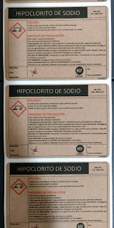C3500 Printed Inkjet Coated Kraft Labels