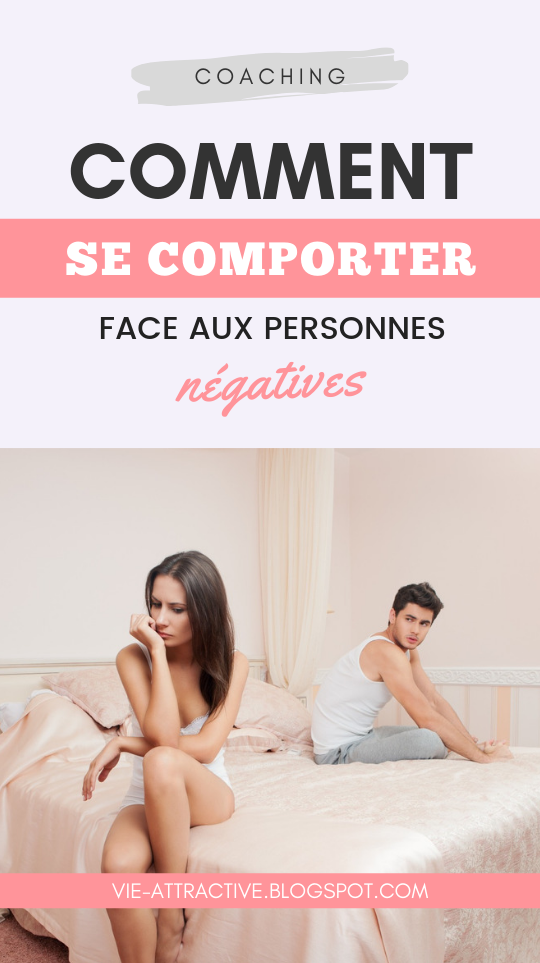 Comment se comporter face aux personnes négatives #developpementpersonnel #personnesnegatives #coaching